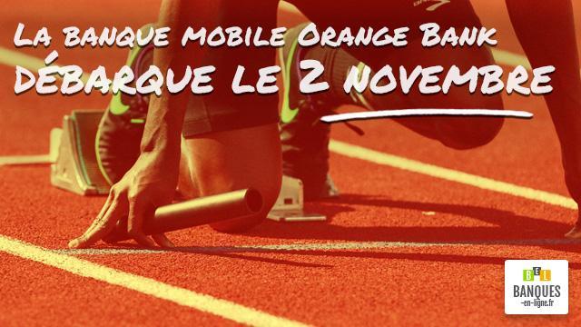 Orange lancera sa banque mobile le 2 novembre