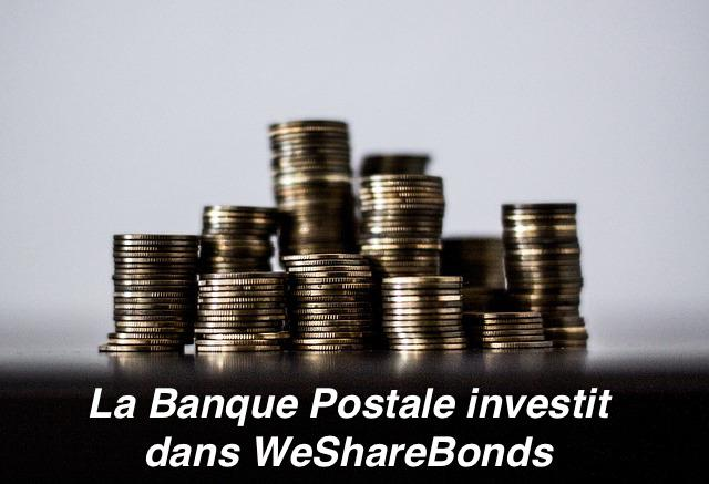 47a28e462ad La Banque Postale met un pied dans le crowdlending