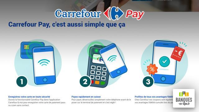 Carte Carrefour Application.Carrefour Pay Solution De Paiement Complementaire A Lyfpay