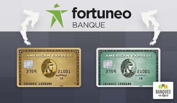 Carte American Express Banque.Fortuneo Banque Les Cartes Bancaires American Express