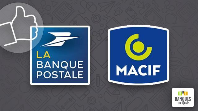 La Banque Postale Et La Macif 2 Banques Traditionnelles Peu Cheres