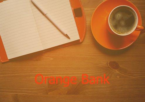banque en ligne a se pr cise pour orange bank. Black Bedroom Furniture Sets. Home Design Ideas